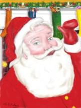Santa by JD Holiday