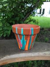 Funky Flower Pots