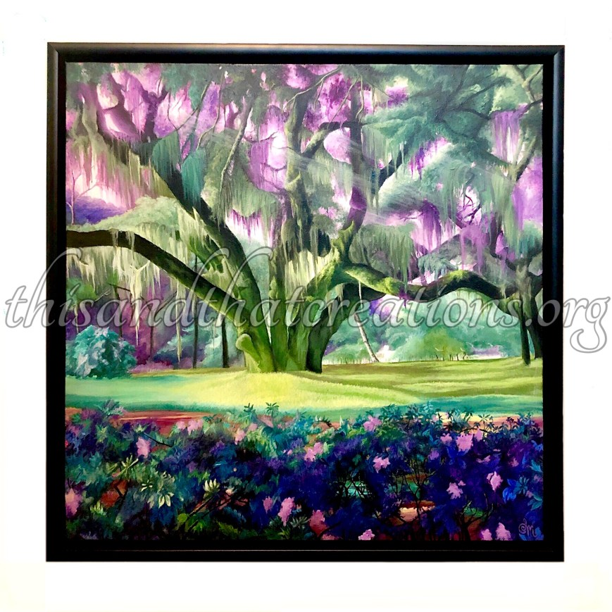 Arwen's Garden $500