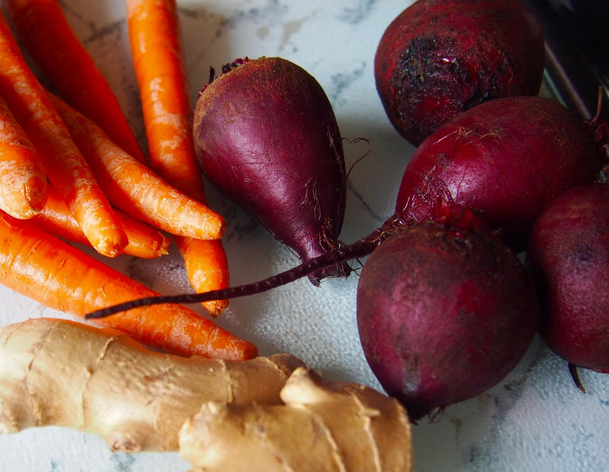 beets carrots ginger health benefits juice