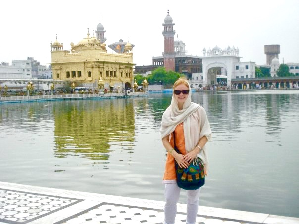 Golden Temple, India, Travel