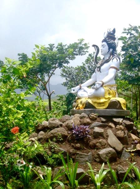 yoga ashram India