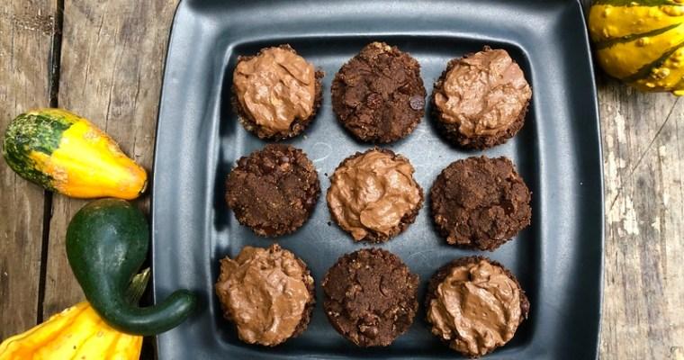 Simple Paleo Double Chocolate Chai Muffins – Dairy-Free, Vegan, Gluten-Free, Grain-Free, Refined Sugar-Free Recipe