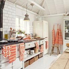 Kitchen Linens Countertops For Modern Retro Lilly Loray Home