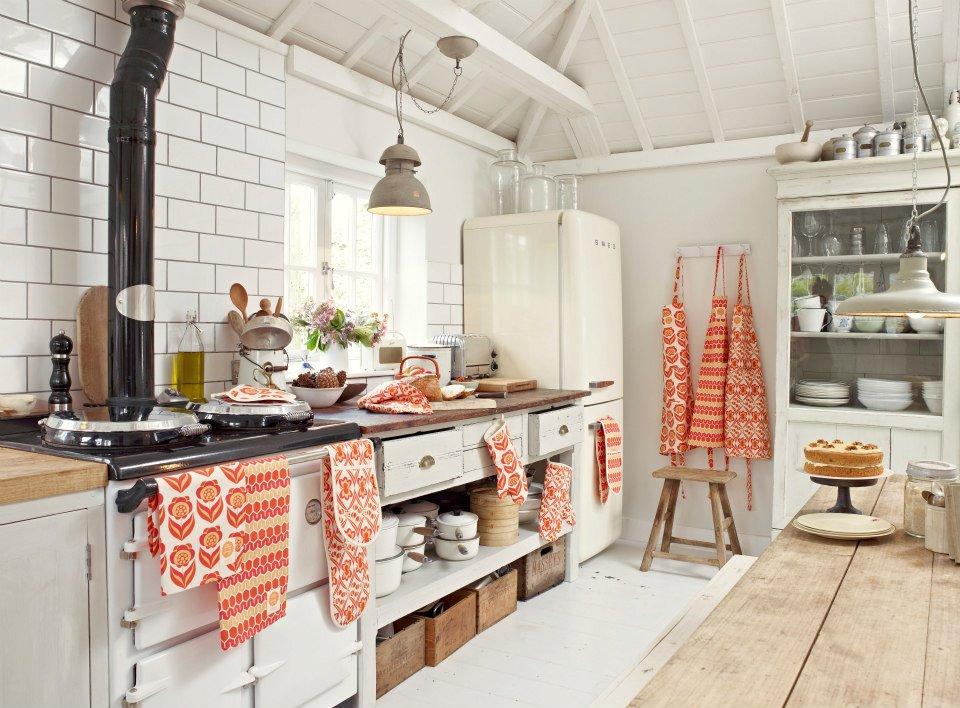 kitchen linens storage modern retro lilly loray home