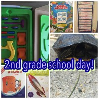 2nd Grade School Day!