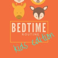 NIGHT TIME ROUTINE ~for KIDS