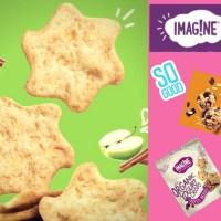 IMAGINE Healthier Snack Choices...