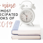 Most Anticipated Books of 2019