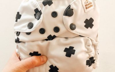 My Favourite Type of Cloth Diaper & Why It's Not Pocket Diapers