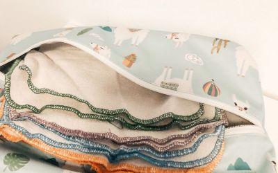 Zero Waste Diaper Bag Essentials