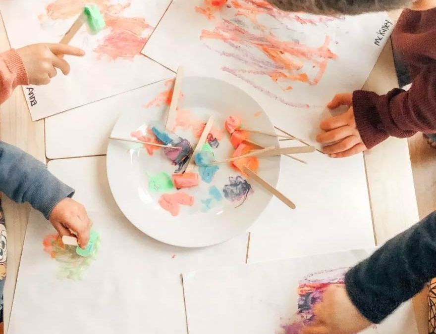 9 Eco Friendly Winter Crafts and Activities For Preschoolers and Toddlers