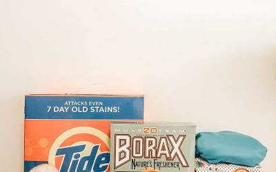 My Cloth Diaper Laundry Routine