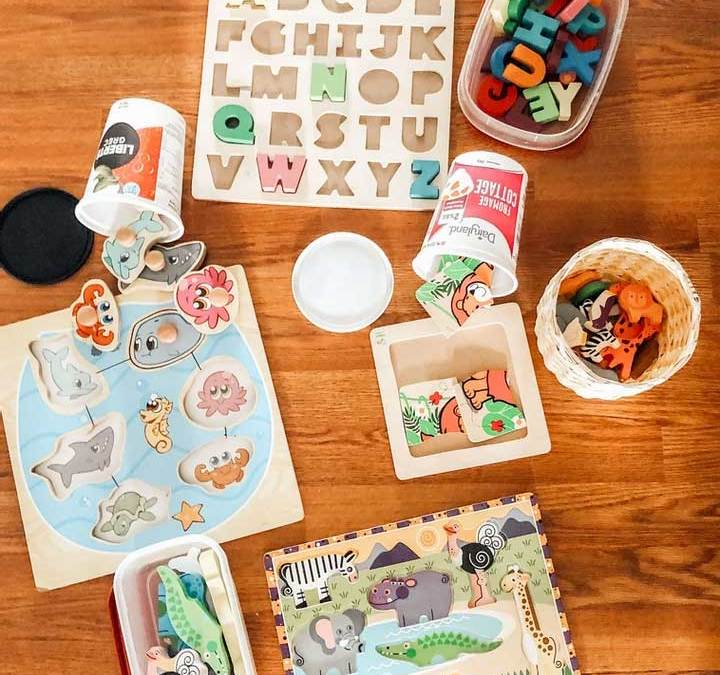 11 Ways to Reduce WASTE With Kids