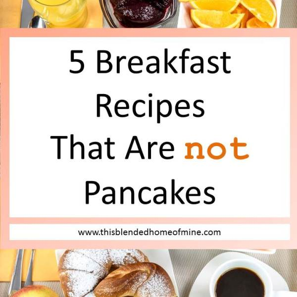 5 Breakfast Recipes That Are Not Pancakes