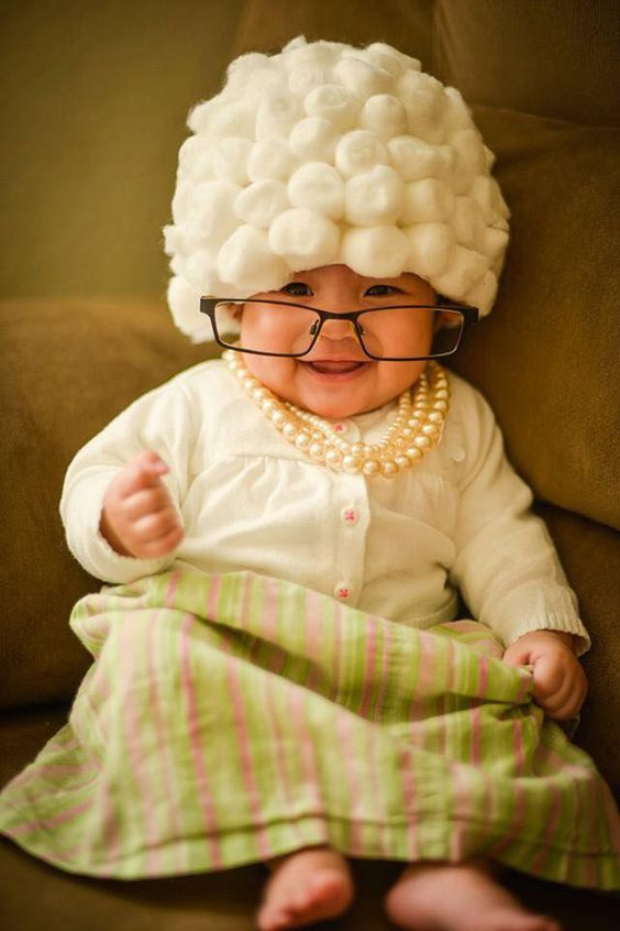 elderly baby costume | This Blended Home of Mine - Halloween Costumes for the Whole Family