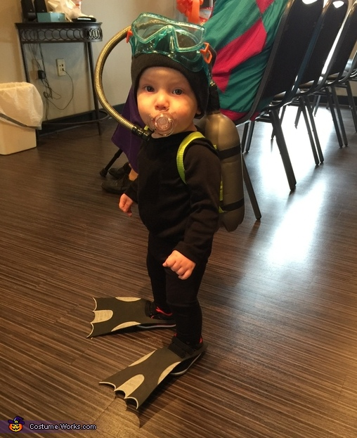 littlest_scuba_diver | This Blended Home of Mine - Halloween Costumes for the Whole Family