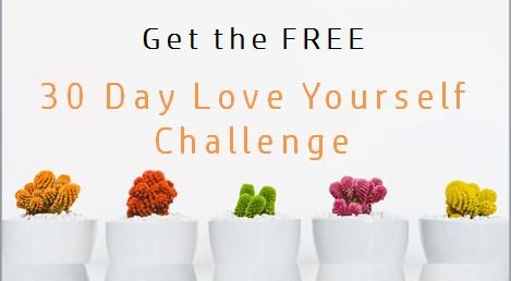 30 Day Love Yourself Challenge - This Blended Home of Mine - Self love Tips, Mental Health
