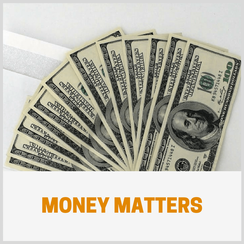 MONEY MATTERS- This Blended Home of Mine - www.thisblendedhomeofmine.com