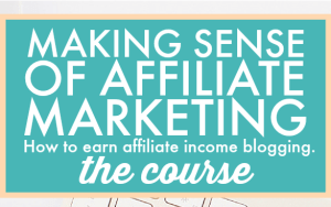 Making Sense of Affiliate Marketing - This Blended Home of Mine - Recommendations