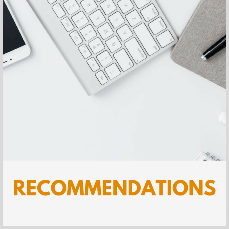 RECOMMENDATIONS- This Blended Home of Mine - www.thisblendedhomeofmine.com
