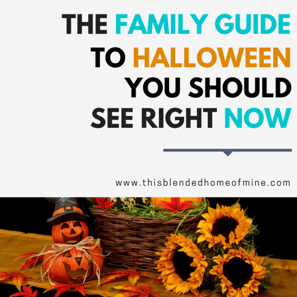 The Family Guide to Halloween You Need to See Right Now - This Blended Home of Mine - Halloween Costumes | Halloween Decorations | Halloween Food | Halloween Party | Halloween Music