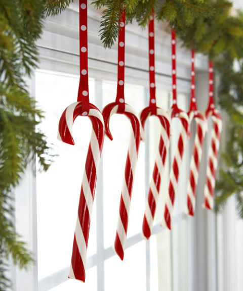 christmas decorations cheap christmas decorations candy canes - Cheap Christmas Decorations
