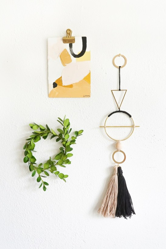Christmas Gifts - Cheap Christmas Gifts - Geometric Wall Hanging
