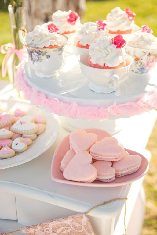 Valentines Day for the Whole Family - High Tea