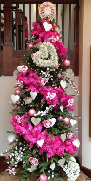 Valentines Day for the Whole Family - Tree Home Decor