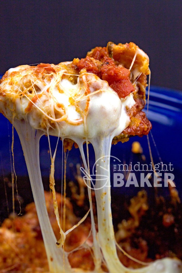 Easy Slow Cooker Recipes - Chicken Parmesan