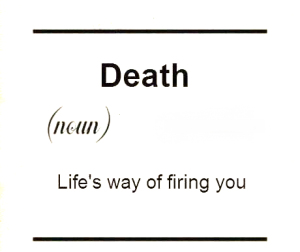 "The Primary and Obvious Meaning of ""Death"""