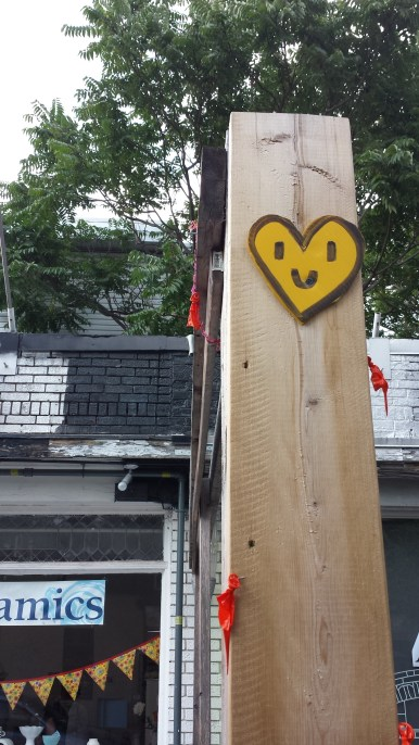 Fun Toronto street art