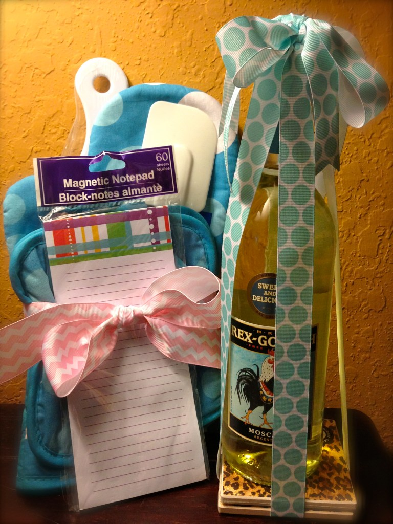 DIY Housewarming or Hostess Gifts