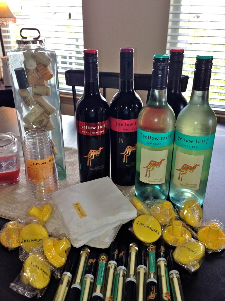 [yellow tail] Moscato House Party