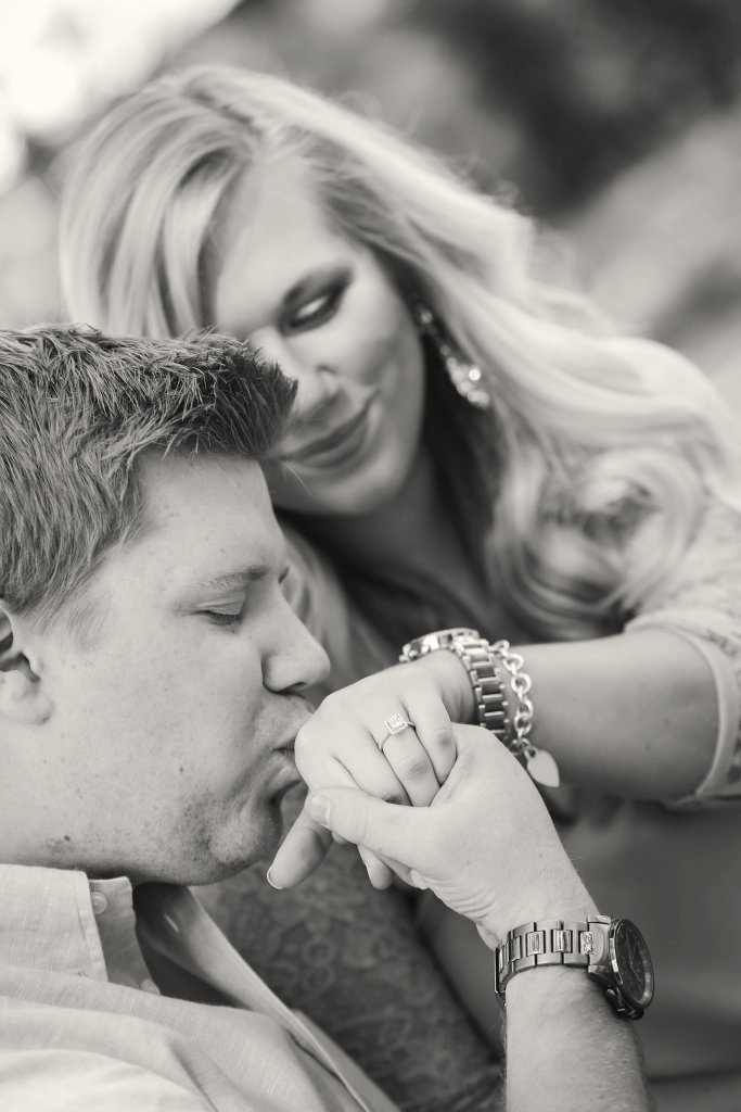 Wedding Bells: Our Engagement Photos