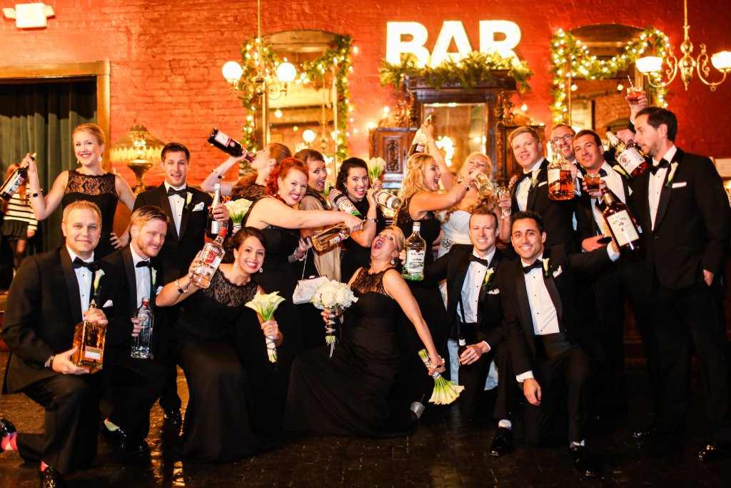 The Best Party in the History of Parties (a.k.a Our Wedding Reception)
