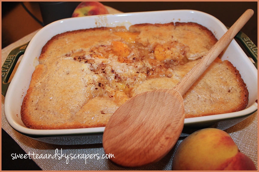 Southern-Style Peach Cobbler