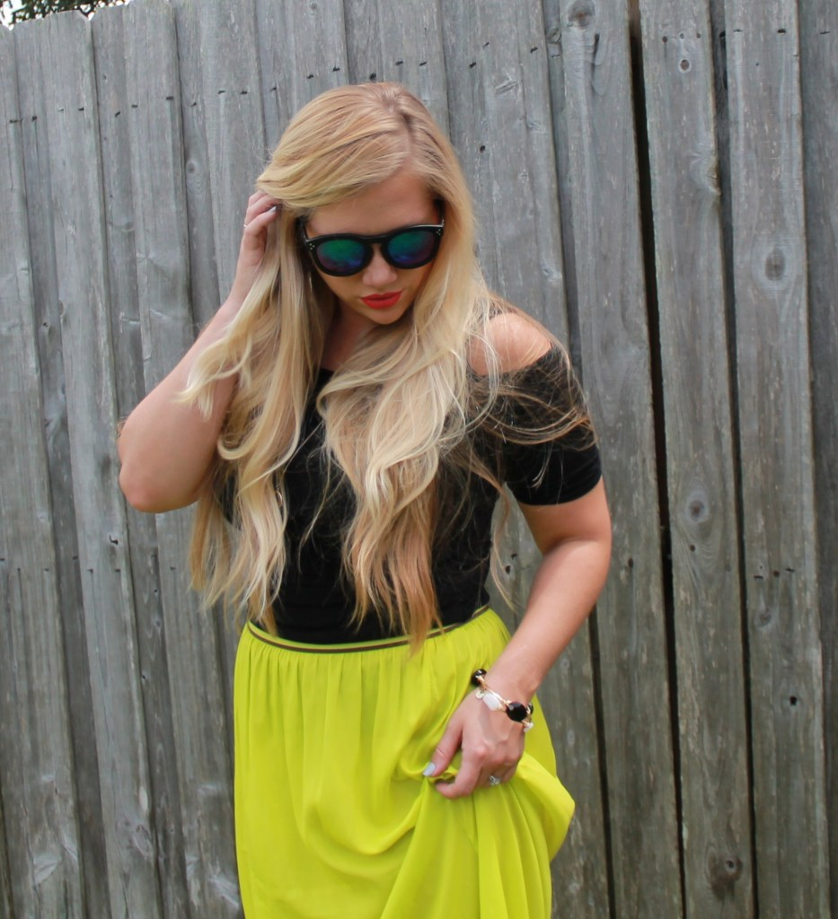 In the 'Lime'light | Outfit Details