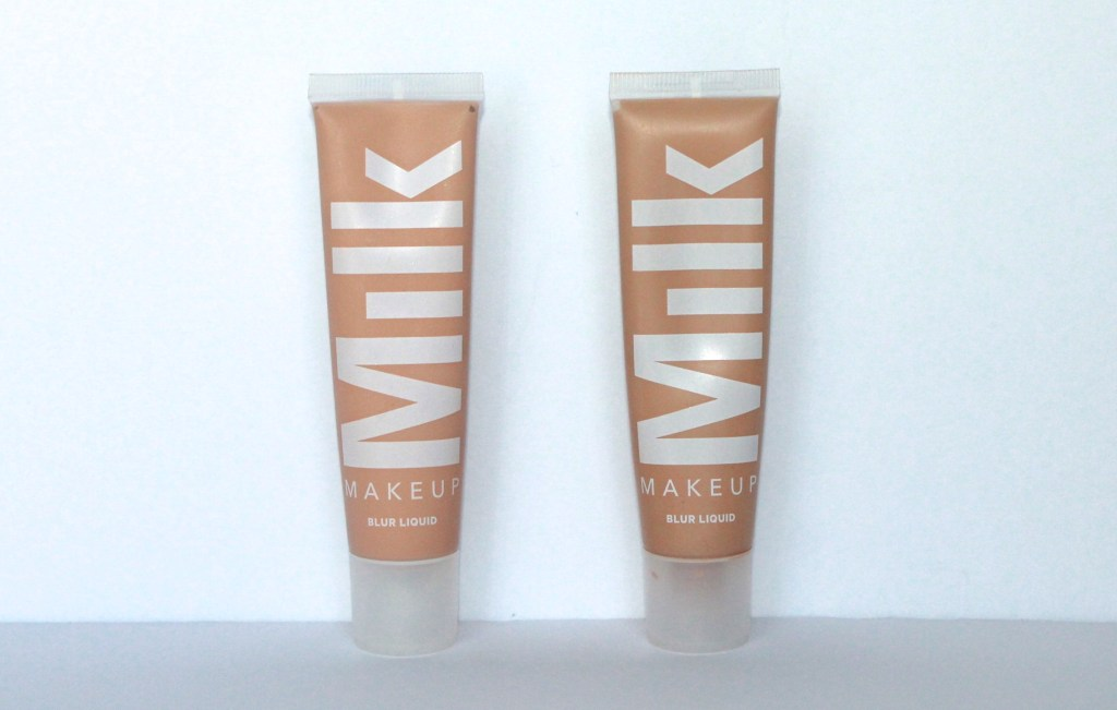 MILK Makeup Blur Liquid Foundation Review