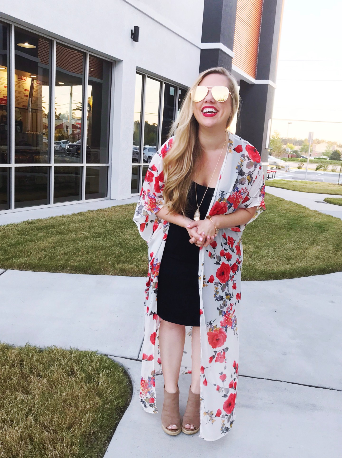 My Favorite Kimonos for Spring