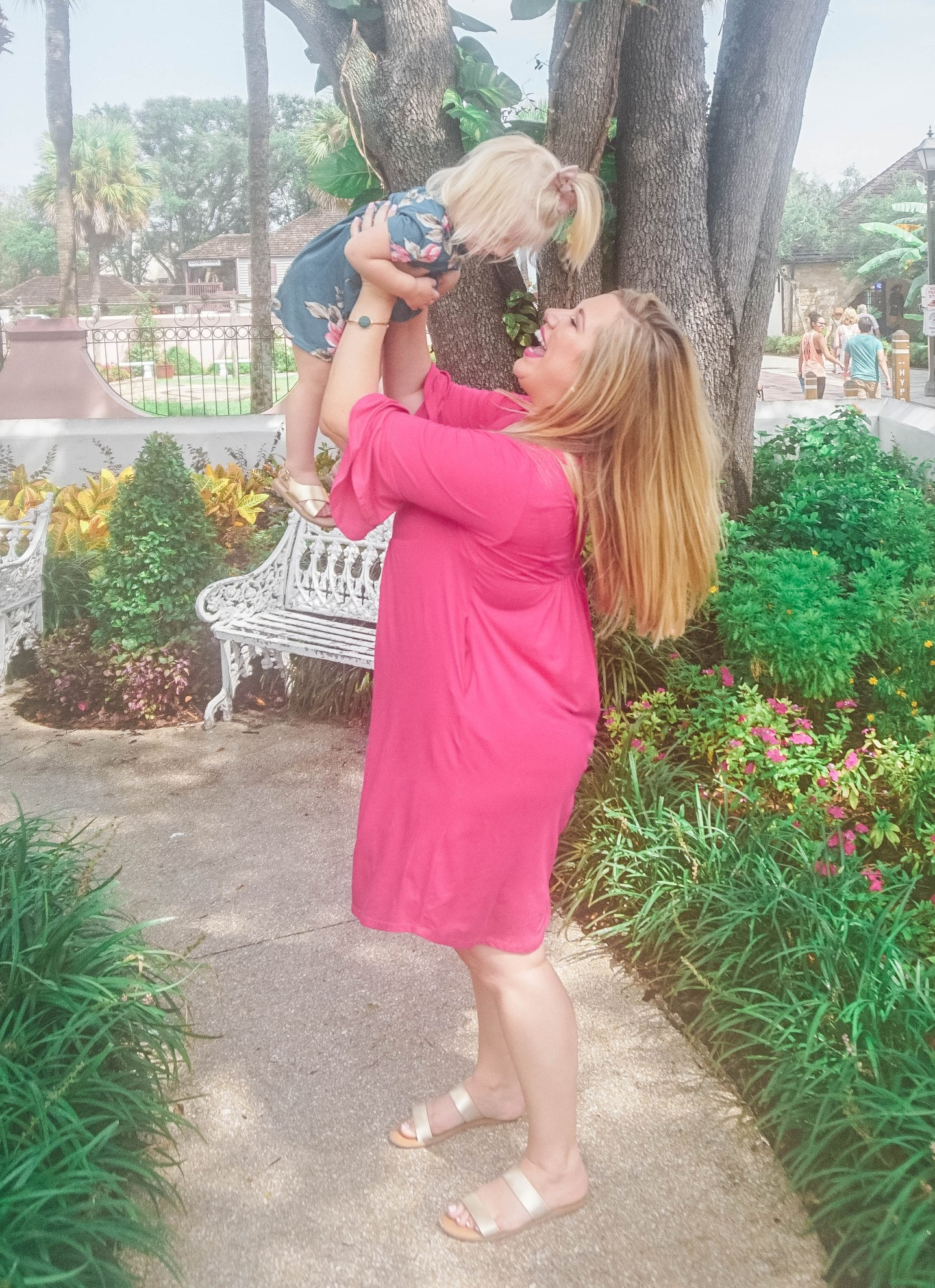 Mommy + Me Dresses | An Afternoon in St. Augustine