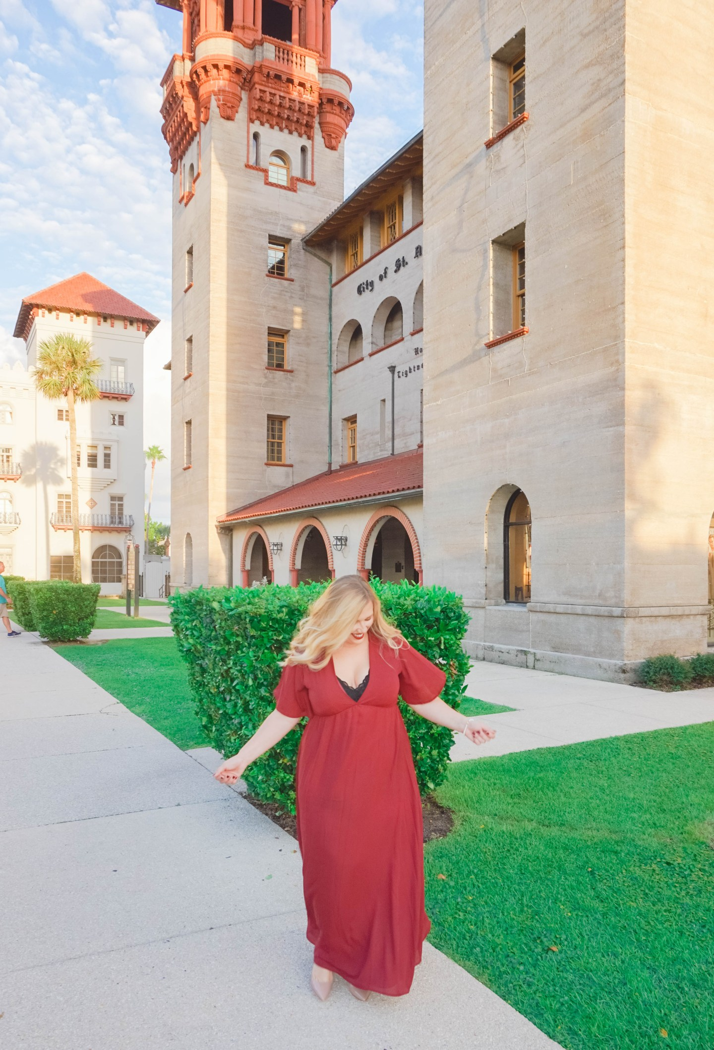 The Perfect Holiday Gown + Lightner Museum Event