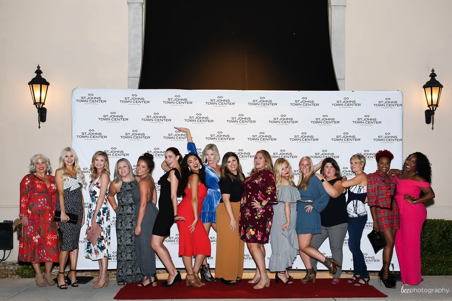 St. Johns Town Center Influencer Dinner + Fall Fashion Show