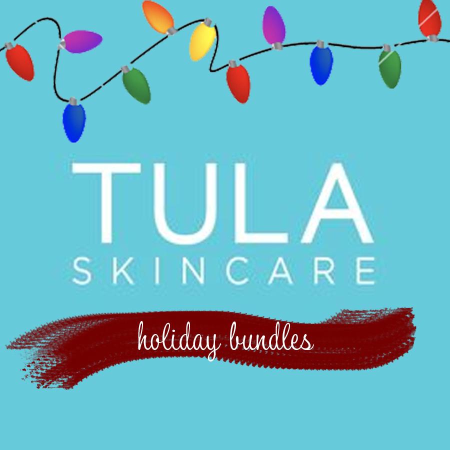 TULA Skincare Holiday Sets