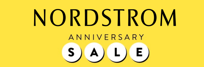 Nordstrom Anniversary Sale – My Top Picks