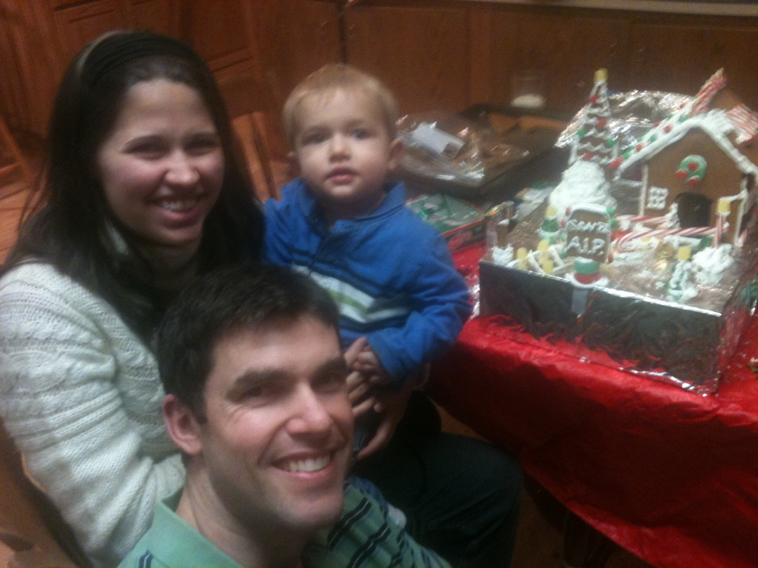 Themed Gingerbread houses