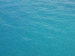 Beautiful blue Nassau water