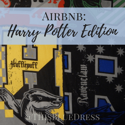 Airbnb_ Harry Potter Edition #HarryPotter #stlouis #airbnb #familyreunion