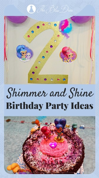 Shimmer And Shine Birthday Party Ideas Shimmerandshine Nickjr